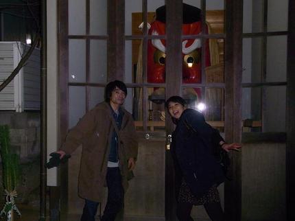 楽しそうなsanialaz2010.JPG